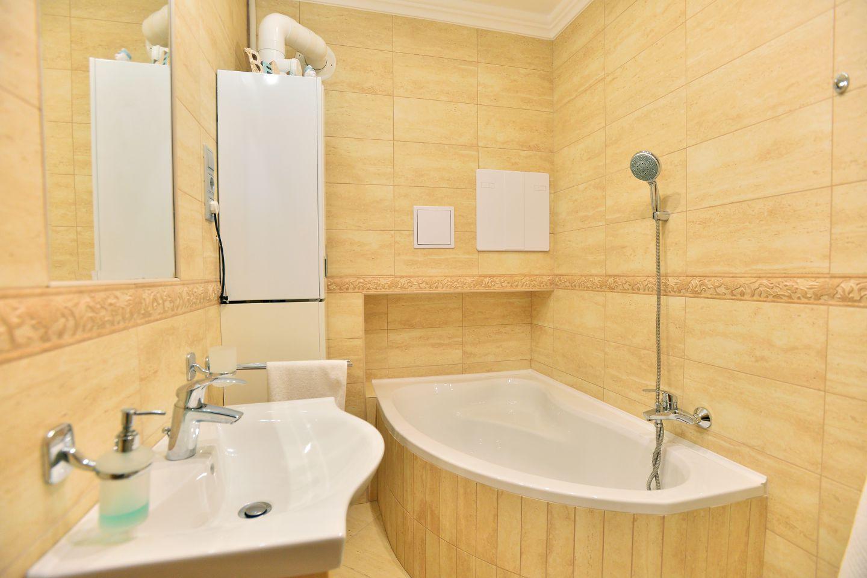 Egri Otthonom Vendégház fürdőszoba